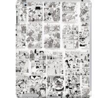 Dragon Ball Super manga mix iPad Case/Skin