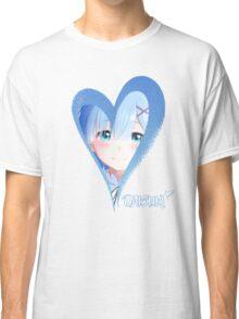 Re:Zero kara Hajimeru - Rem Daisuki Classic T-Shirt
