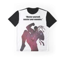 Lee Sin Quote Graphic T-Shirt