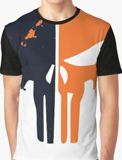 Punisher x Deathstroke Graphic T-Shirt