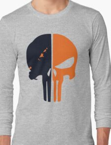 Punisher x Deathstroke Long Sleeve T-Shirt