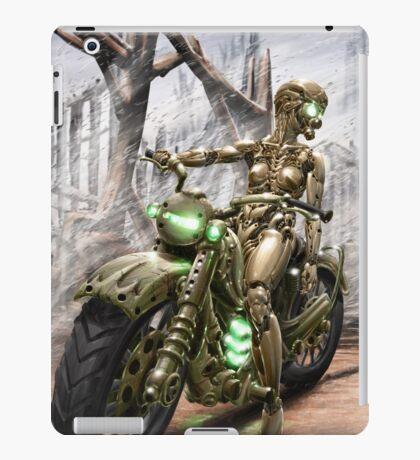 Cyberpunk Painting 023 iPad Case/Skin