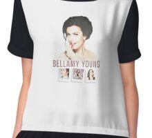 Bellamy Young Chiffon Top