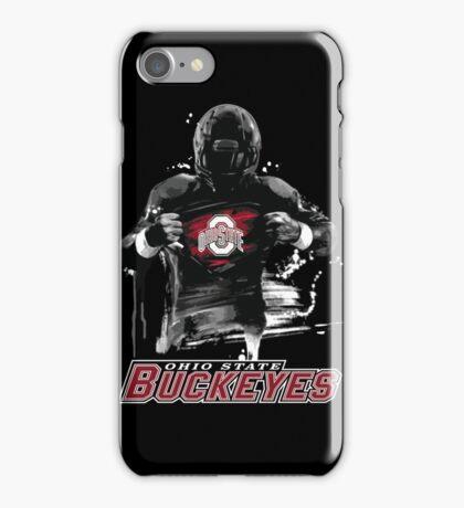 Ohio - Ohio State Buckeyes iPhone Case/Skin