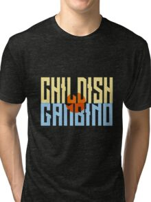 childish gambino kauai Tri-blend T-Shirt