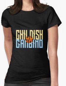 childish gambino kauai Womens Fitted T-Shirt