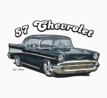 1957 Chevrolet Bel Air Design by UncleHenry