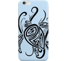 Tribal Turtle iPhone Case/Skin