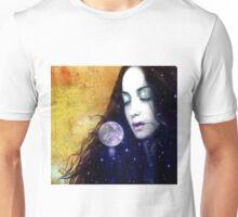Full Moon Gaze Unisex T-Shirt
