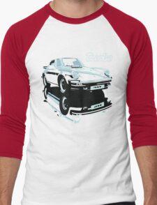 turbo 964 Men's Baseball ¾ T-Shirt