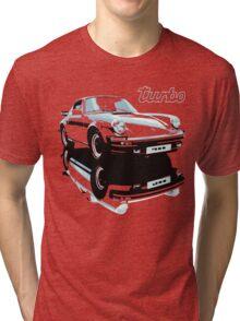 turbo 964 Tri-blend T-Shirt
