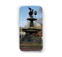 Bethesda Fountain Samsung Galaxy Case/Skin