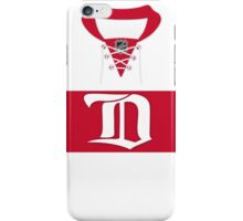 Detroit Red Wings 2009 Winter Classic Jersey iPhone Case/Skin