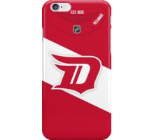 Detroit Red Wings 2016 Stadium Series Jersey iPhone Case/Skin