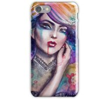 Artist Woman - Trippy Collection iPhone Case/Skin