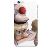 SPANK HANK iPhone Case/Skin