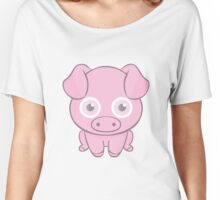 miss piggy Women's Relaxed Fit T-Shirt