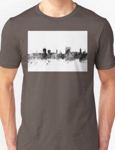 Cardiff Wales Skyline Unisex T-Shirt