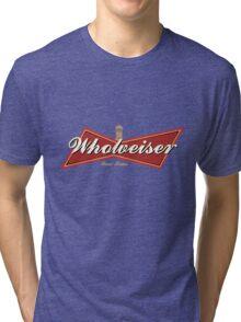 WHOWEISER Tri-blend T-Shirt