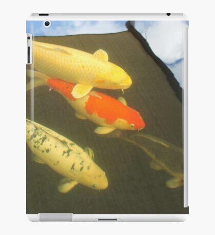 Water World Illusions iPad Case/Skin