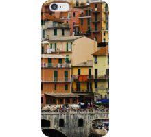 Cinque Terre, Riomaggiore iPhone Case/Skin