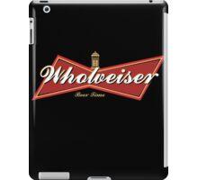 WHOWEISER iPad Case/Skin