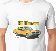 HG Monaro Design Unisex T-Shirt