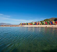 Colourful St James beach by BlaizerB