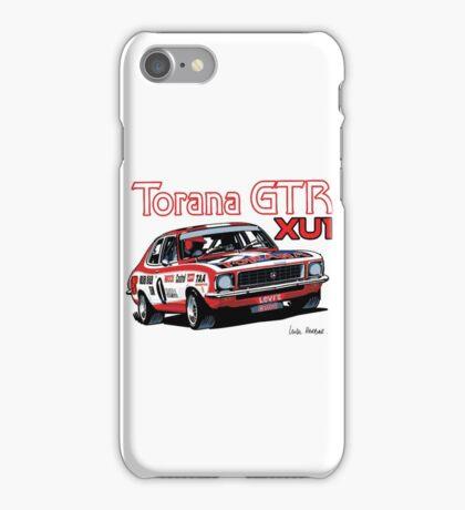 Holden Torana GTR XU1 Peter Brock iPhone Case/Skin