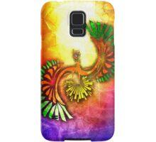 Tribal HoOh Samsung Galaxy Case/Skin