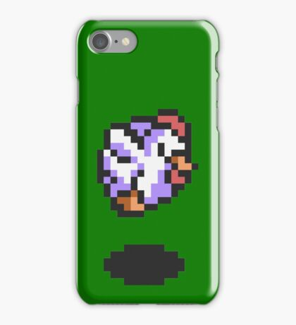 Beware Of Attack Chicken iPhone Case/Skin