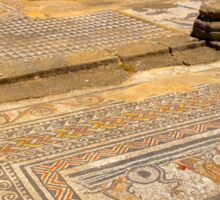 Volubilis Morocco ruins Sticker
