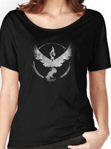 Team Valor grunge Women's Relaxed Fit T-Shirt