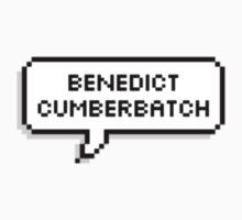 Benedict Cumberbatch Kids Tee