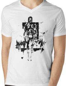 The Boss MGS3 Mens V-Neck T-Shirt