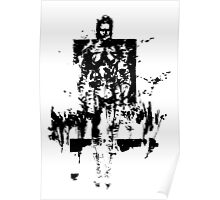 The Boss MGS3 Poster