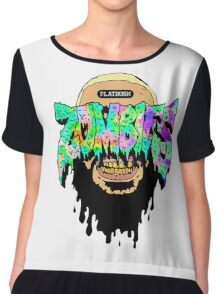 flatbush zombies 4 Chiffon Top