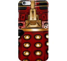 dalek graphic t shirt doctor who iPhone Case/Skin