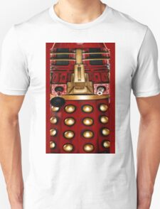 dalek graphic t shirt doctor who Unisex T-Shirt