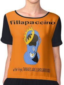 Fillapaccino Chiffon Top