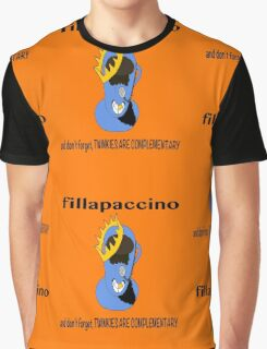 Fillapaccino Graphic T-Shirt