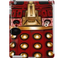 dalek graphic t shirt doctor who iPad Case/Skin