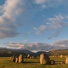 Castlerigg Stone Circle by James Grant