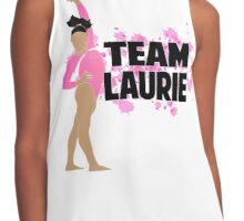 Team Laurie Hernandez - USA (Olympic)  Contrast Tank