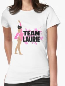 Team Laurie Hernandez - USA (Olympic)  Womens Fitted T-Shirt