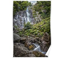 Path to Aber Falls 3 Poster