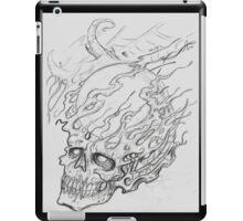 Exploding Crystal Skull iPad Case/Skin