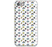 Weather pattern cute iPhone Case/Skin