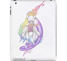 Mega Mewtwo Y iPad Case/Skin