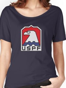 USPF - ESCAPE FROM NEW YORK Women's Relaxed Fit T-Shirt